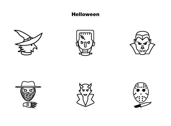 Icons Helloween vol.1